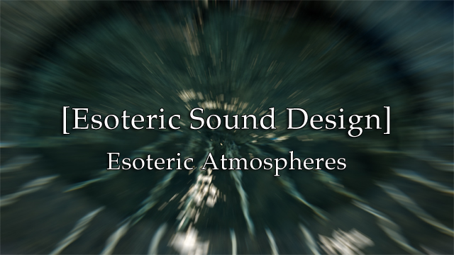 Esoteric Atmos Refill_New