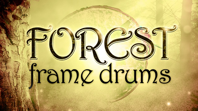 Forest Frame Drums Reason ReFill