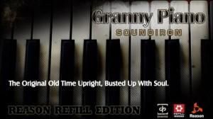 Granny Piano