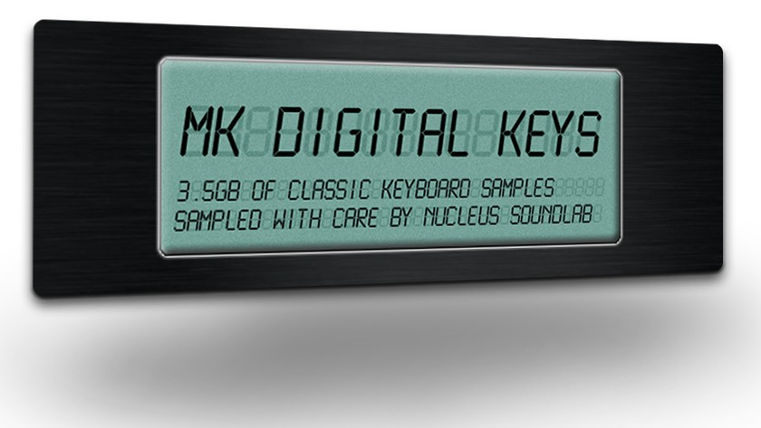 MK Digital Keys ReFill