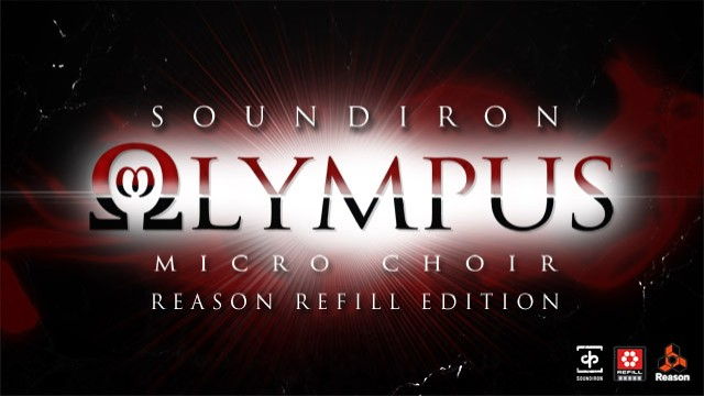 Olympus Micro Choir Reason ReFill