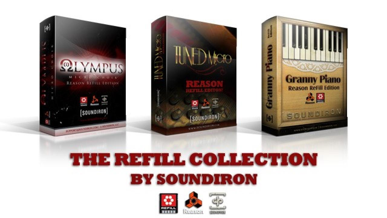 Soundiron ReFill Collection