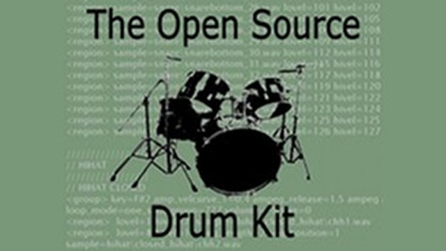 Open Source Drumkit - Free ReFill for Propellerhead Reason 5 - resized
