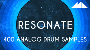 Resonate – Analog Drum Samples