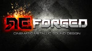 ReForged – Cinematic Metallic Sound Design